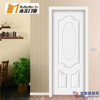 首天木门供应优质白色复合实木门