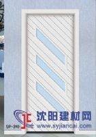 首天木门-白色烤漆SP-310玻璃门