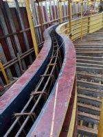 manbetx官网手机版防撞墙模板,异型桥梁模板,圆形柱子模板