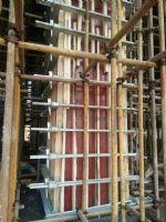 方柱扣件,方柱子加固件,立柱加固